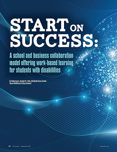 Start on success cover page