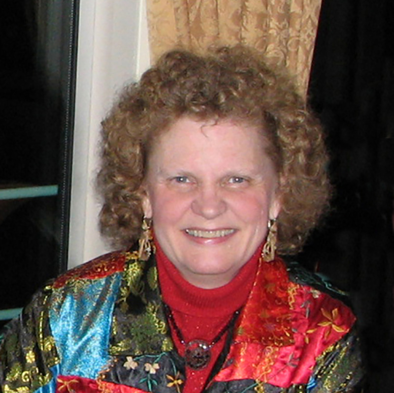 Portrait of Katherine Inge