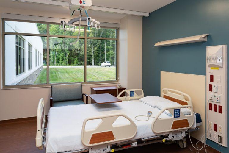Riverside Health System's new rehabilitation facility